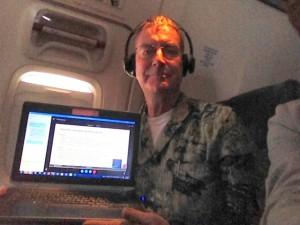 Neil Hooper, Plantronics Voyager Focus UC Headset