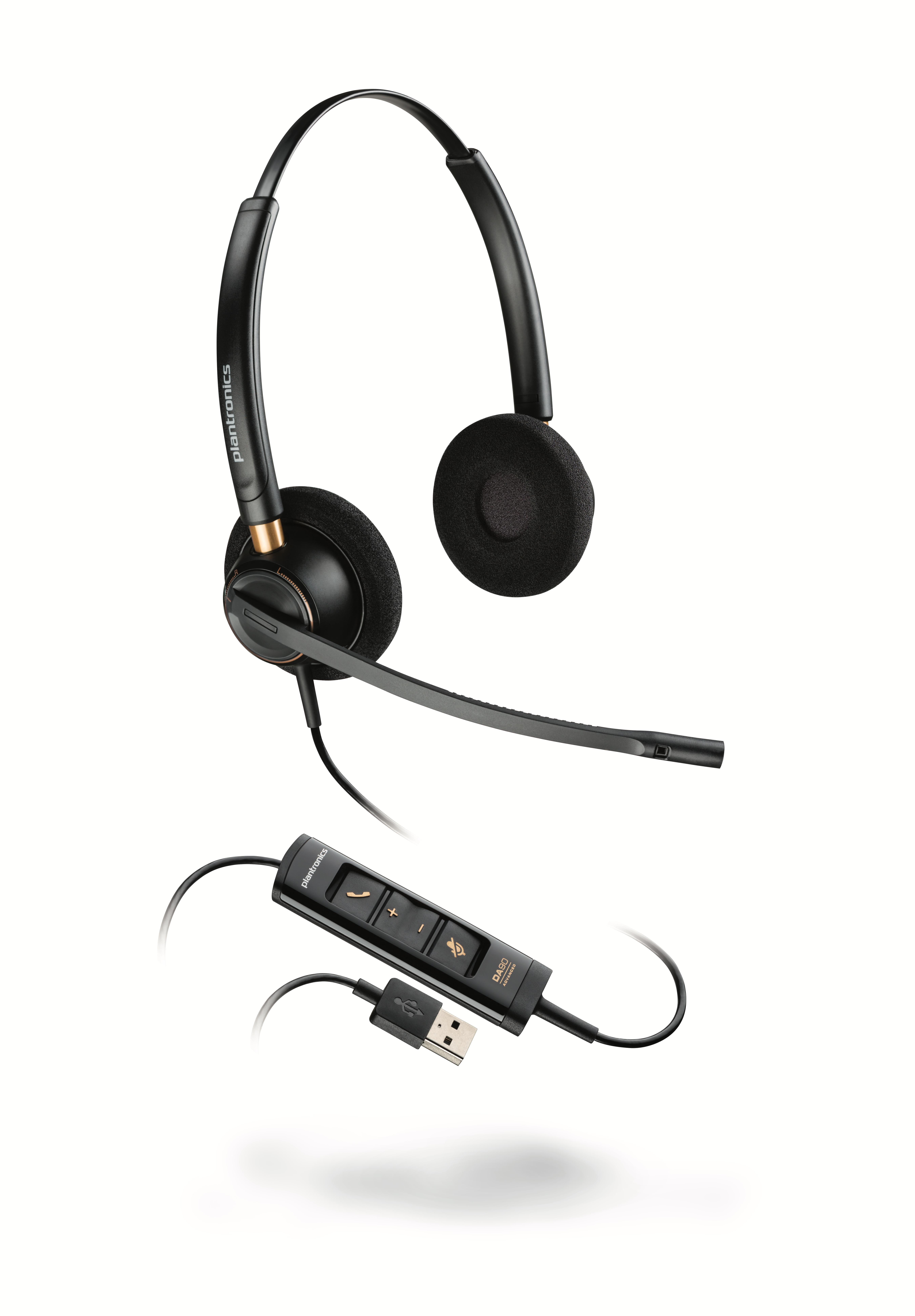 EncorePro 500 USB Series Corded USB Headset